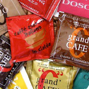 Koffeinmentes, Kapszulás és Podos kávék